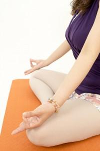 北九州ヨガスタジオココカラ。瞑想ヨガ。