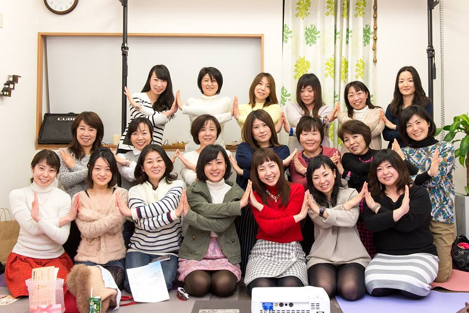 北九州ココカラヨーガ 新年会
