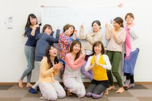 北九州市八幡東区中央ヨガスタジオココカラヨガインストラクター養成講座卒業生