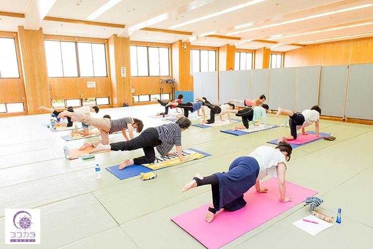 北九州診療放射線技師会コスモスヨガ
